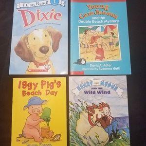 Beginner Readers 4 Book Bundle